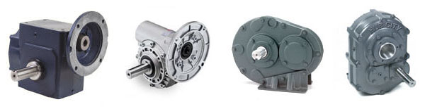 Gear Drives & Speed Reducers