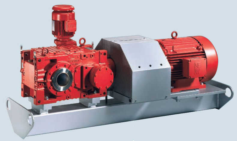 Heavy Industrial Speed Reducers